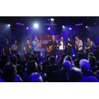 """Logo du podcast Francis Cabrel et les artistes des Rencontres d'Astaffort en concert dans """"Le Grand Studio RTL"""""""