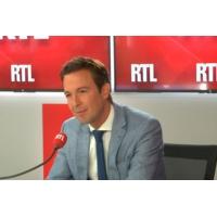 Logo du podcast Guillaume Peltier était l'invité de RTL
