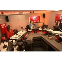 Logo of the podcast L'invité de RTL Petit Matin - Karima Delli sur le changement d'heure