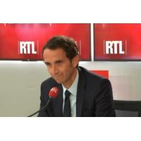 Logo of the podcast Alexandre Bompard, invité de RTL
