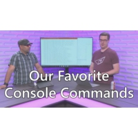 Logo of the podcast Defrag Tools #195 - Console Command Favorites | Defrag Tools