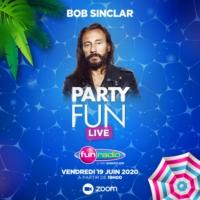 Logo of the podcast Bob Sinclar mix pour le Party Fun Live Spécial Fête de la Musique