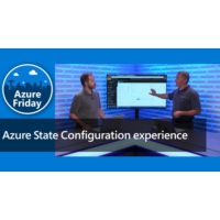 Logo of the podcast Azure State Configuration experience | Azure Friday