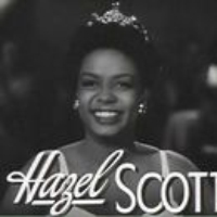 Logo of the podcast Hazel Scott as Herself
