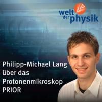Logo of the podcast Folge 164 – Protonenmikroskop PRIOR