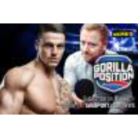 Logo of the podcast Gorilla Position ep070: Hugo Knox interview talking NXT UK tour, WWE RAW recap/review