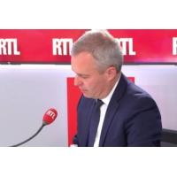 Logo of the podcast François de Rugy invité de RTL du 07 mai 2019
