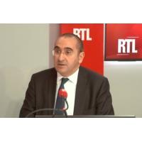 """Logo of the podcast """"Gilets jaunes"""" : Laurent Nuñez pointe, sur RTL, l'ultradroite comme """"instigatrice"""" des débordements"""