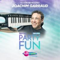 Logo of the podcast Le Before Party Fun avec Joachim Garraud spécial Elektric Park (06/09/2019)