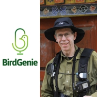 Logo of the podcast Episode 83: Tom Stephenson and BirdGenie