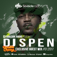 Logo of the podcast SOULSIDE Radio presents DJ SPEN // Exclusive Double Cheese Rec. Guest Dj Session