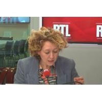 "Logo of the podcast ""Rien n'autorise à traiter Alain Finkielkraut de 'sale juif'"", lance Alba Ventura"