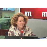 """Logo of the podcast """"Édouard Philippe se voit rester à Matignon après les européennes"""", selon Alba Ventura"""