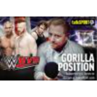 Logo of the podcast Gorilla Position ep044: WWE UK Tour preview, Monday Night RAW recap and Breaking Ground review