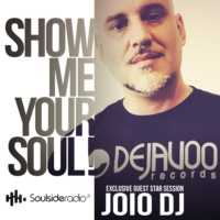 Logo du podcast SOULSIDE Radio presents JOIODJ // Exclusive Guest Mix Session // 02.2017