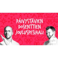 Logo du podcast Päivystävien dosenttien jouluspesiaali