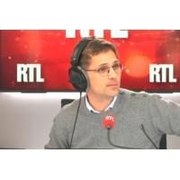 """Logo du podcast """"Gilets jaunes"""" : le député REM Patrick Vignal favorable à l'avancée des soldes d'hiver"""