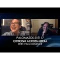 Logo of the podcast Palomazos S1E117 - Criticism Across Media