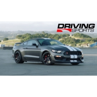 Logo du podcast One lap in the Ford Mustang GT350R
