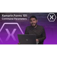 Logo of the podcast Xamarin.Forms 101: Command Parameters | The Xamarin Show