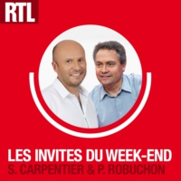 Logo of the podcast l'invité de rtl matin