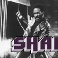 "Logo du podcast ""Shaft"" and Present"