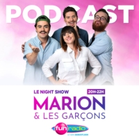 Logo of the podcast L'INTÉGRALE DU NIGHT SHOW (27.08.2019)
