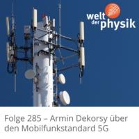 Logo of the podcast Folge 285 – Mobilfunkstandard 5G