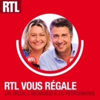 Logo of the podcast RTL vous régale du 23 août 2019