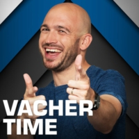 "Logo du podcast Le Vacher Time: ""Team Tom"" (11.01.19)"