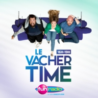 Logo of the podcast LE VACHER TIME (21/11/19)