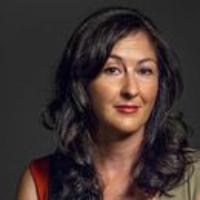 """Logo du podcast Lara Vapnyar Reads """"Deaf and Blind"""""""