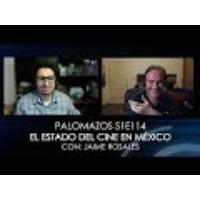 Logo of the podcast Palomazos S1E114 - El Estado del Cine en México