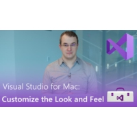 Logo of the podcast Visual Studio for Mac: Customize the Look and Feel | Visual Studio Toolbox