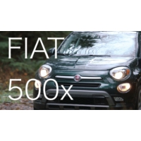 Logo du podcast 2016 Fiat 500x Trekking Reviewed and Driven