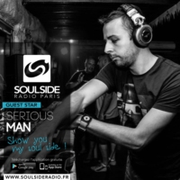 Logo of the podcast SOULSIDE RADIO BEST DJ 2015 –  SERIOUS MAN N#4 Best Dj Special Session Part 2