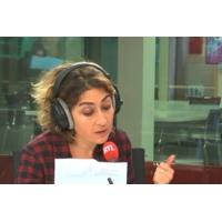 """Logo of the podcast """"Nous allons pouvoir glander chez nous, dans un pyjama informe"""" se réjouit Saporta"""
