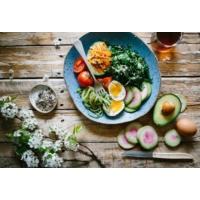 Logo of the podcast Alimentation : Michel Cymes vous présente 12 objectifs pour manger sainement