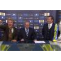 Logo of the podcast Sir Rod Stewart's hilarious antics during Scottish Cup draw - video and Alan Stubbs' reaction