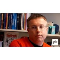 Logo of the podcast Onko puolueiden EU-politiikoilla mitään eroja, professori Tapio Raunio?