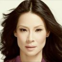 "Logo of the podcast Lucy Liu, ""Peanuts,"" & ""Sorry, Wrong Number"""