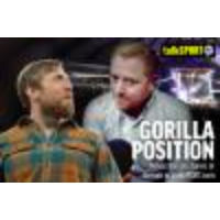 Logo of the podcast Gorilla Position ep056: Daniel Bryan interview, thoughts & reflections on WWE retirement