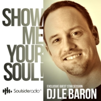 Logo of the podcast SOULSIDE Radio presents DJ LE BARON // Exclusive Guest Mix Session // 01.2017