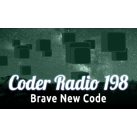 Logo of the podcast Brave New Code | CR 198