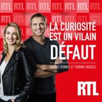 Logo of the podcast La Curiosité retourne à l'école : Comment vivait-on à la Préhistoire ?