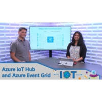 Logo of the podcast Azure IoT Hub and Azure Event Grid | Internet of Things Show