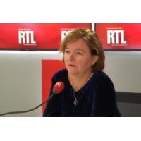"""Logo du podcast Aquarius : """"On parle d'une poignée de gens"""", lance Nathalie Loiseau"""