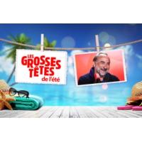 Logo of the podcast L'été des Grosses Têtes du 2 juillet 2019