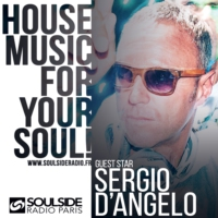 Logo of the podcast SOULSIDE RADIO GUEST SESSION – SERGIO D'ANGELO