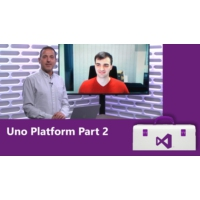 Logo of the podcast Uno Platform Part 2 | Visual Studio Toolbox